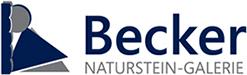 Natursteingalerie Becker Logo